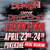 Demon Energy D1NZ Drifting Championship 2016