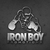 Iron Boy Boxing