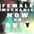 Female Mechanic Now on Duty