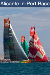 Volvo Ocean Race Livestream Channel
