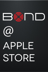 Bond @ Apple Store