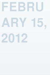 February 15, 2012