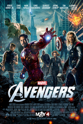 Marvel's The Avengers Red Carpet Premiere
