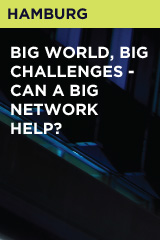 Big World, Big Challenges - Can a Big Network help?
