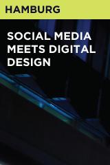 Social Media meets Digital Design