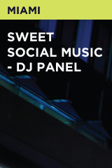 Sweet Social Music - DJ Panel