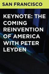 Keynote: Peter Leyden