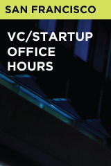 VC/Startup Office Hours