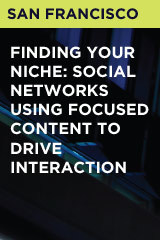 Finding Your Niche: Social Networks Using Focused Content to Drive Interaction