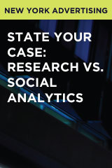 State Your Case: Research vs. Social Analytics