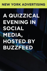 A Quizzical Evening in Social Media, hosted by BuzzFeed