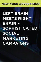 Left Brain Meets Right Brain – Sophisticated Social Marketing Campaigns