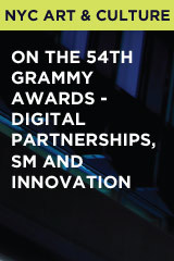 On the 54th GRAMMY Awards - Digital Partnerships, SM and Innovation