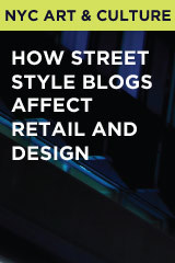How Street Style Blogs Affect Retail and Design