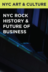 NYC Rock History & Future of Business