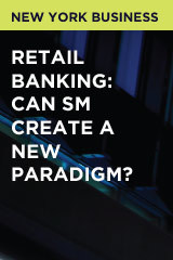 Retail Banking: Can SM Create a New Paradigm?