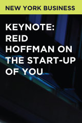 Keynote: Reid Hoffman on The Start-up of You