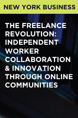 The Freelance Revolution: Independent Worker Collaboration & Innovation Through Online Communities