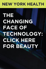 The changing face of technology: Click Here For Beauty