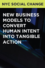New Business Models to Convert Human Intent into Tangible Action