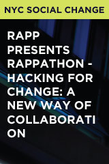 Rapp Presents Rappathon - Hacking For Change: A New Way Of Collaboration