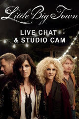 Little Big Town Live Chat & Studio Cam