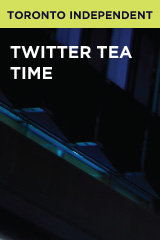 Twitter Tea Time