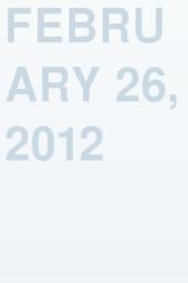 February 26, 2012