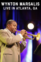 Wynton Marsalis with the JALC Orchestra