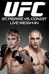 GUSTAFSSON vs SILVA Weigh In