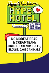 No Modest Bear & Creamteam Presents