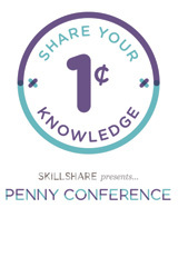 Skillshare Presents The Penny Conference
