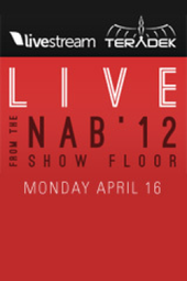Day 1 Live from NAB