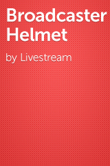 Broadcaster Helmet