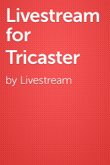 Livestream for Tricaster - Plugin