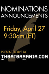 Drama Desk Nominations 2012