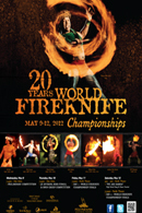 World Fireknife Championship