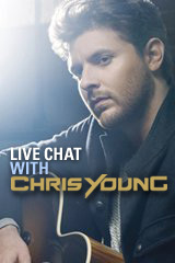 Chris Young Live Chat