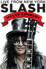 Slash Live from New York: &quot;Apocalyptic Love&quot; Album Release Show