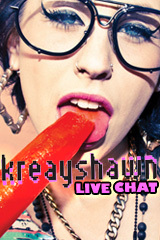 Live Chat with Kreayshawn