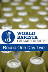 2012 World Barista Championship Day Two
