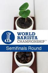 2012 World Barista Championship Semifinals Round