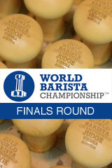 2012 World Barista Championship Finals Round