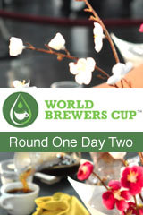 2012 World Brewers Cup Round One Day Two