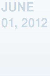 June 01, 2012