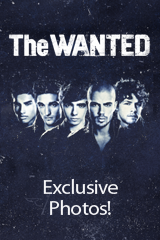 Photos of The Wanted!