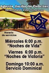 Iglesia Jardin de Delicias