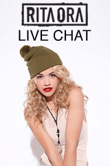 Live Chat with Rita Ora