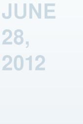 June 28, 2012
