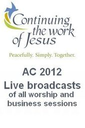 Annual Conference 2012 -- Church of the Brethren